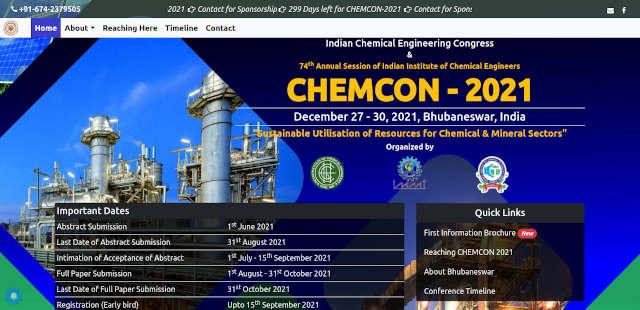 ChemCon-2020
